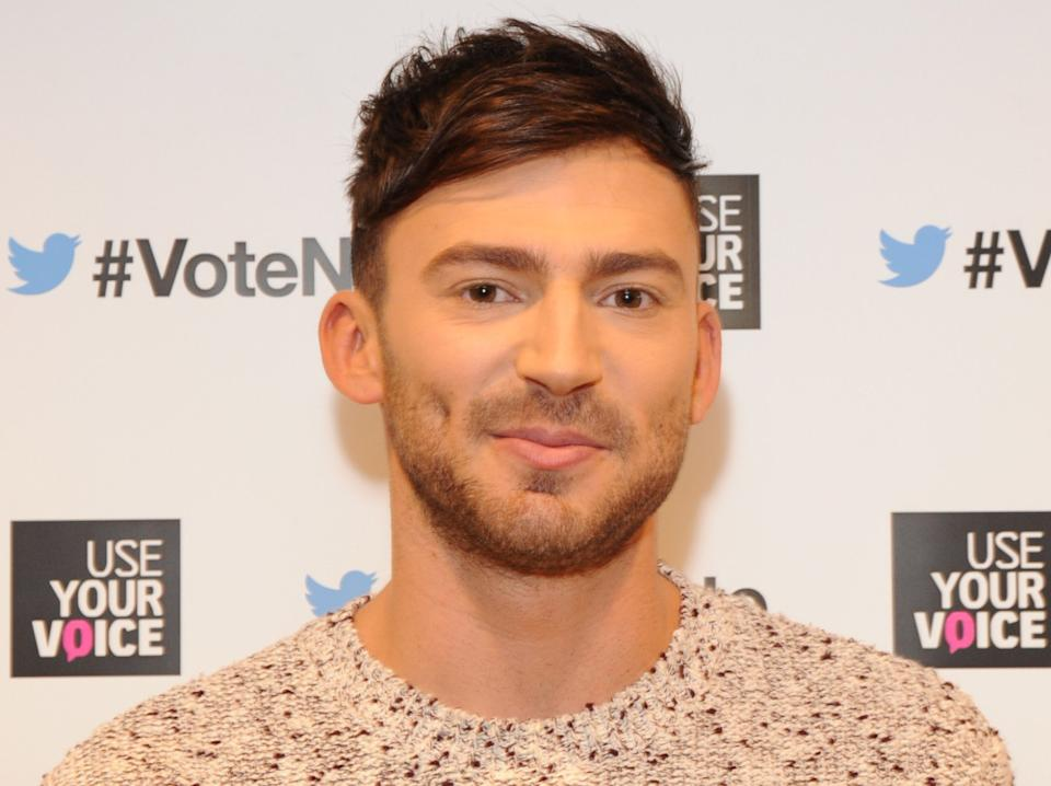Jake Quickenden has revealed he's taking a step back from social media after receiving countless mean-spirited comments from online trolls (David M Benett/Getty Images)