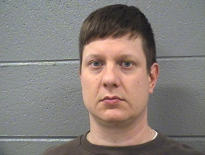 Chicago police officer Jason Van Dyke pleaded not guilty December 29 to first-degree murder charges in the shooting death of 17-year-old Laquan McDonald in October 2014 (AFP Photo/)