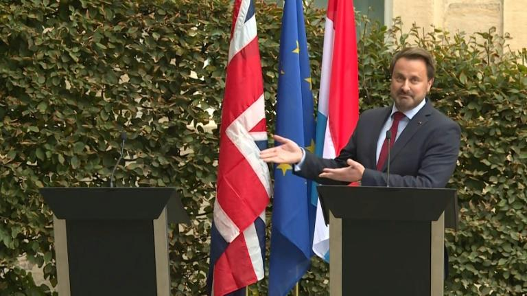 Boris Johnson was humiliated at the end of his trip to Luxembourg this week, with that country's premier empty-chairing him when he ducked out of a joint media conference
