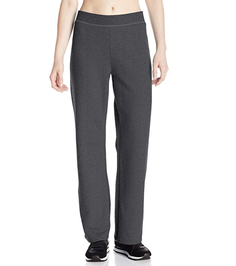 Hanes Women's EcoSmart Sweatpant. (Photo: Amazon)