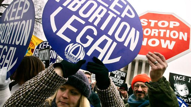 Abortion in America 40 Years After Landmark Decision