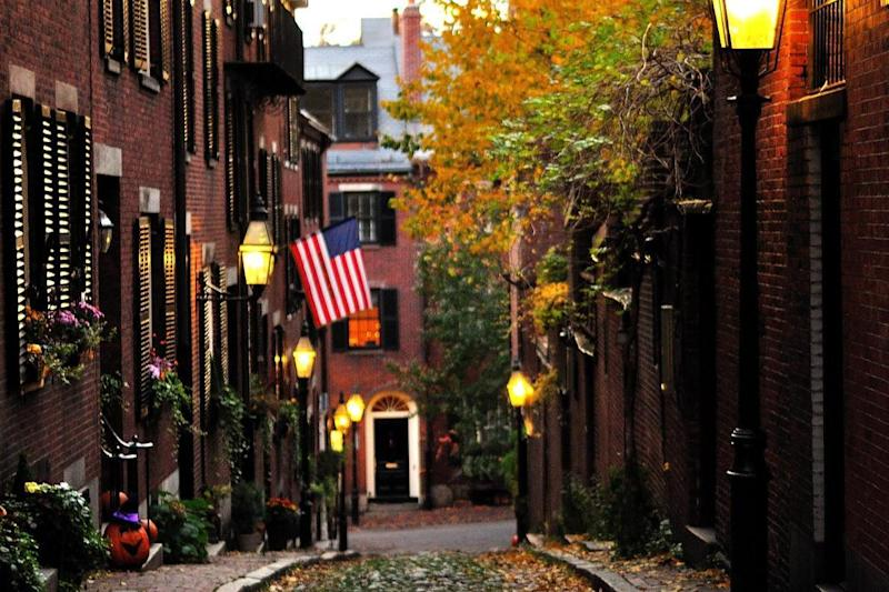 Boston in autumn is all about Thanksgiving (Michael Krigsman/Flickr)