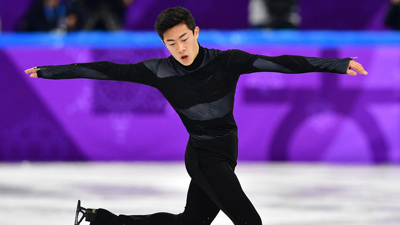 """<p><strong>Country:</strong> United States<br /><strong>Net Worth:</strong> Six figures<br />Chen has been skating since he was three, and now at 18, he is one of the youngest athletes competing at the Olympics. He <a rel=""""nofollow"""" href=""""https://isu.org/docman-documents-links/isu-files/event-documents/figure-skating-4/2017-18-6/gp-6/series-files-10/12133-gp-general-announcement-2017-18-final/file"""">received $18,000</a> for each win at the Grand Prix of Figure Skating series events, and earned $20,000 from the <a rel=""""nofollow"""" href=""""https://www.isu.org/inside-single-pair-skating-ice-dance/figure-skating-other/news-fs/11423-4-continents-fs-champs-2017-gangneung-kor-preview?templateParam=15"""">Four Continents Figure Skating Championships </a>in February 2017. It's estimated that Chen makes at least six figures and he's certainly received a ton of money from endorsements with United Airlines, Nike and Coca-Cola.<br />Chen won a bronze medal as part of the team event in figure skating at this year's Olympic Games in Pyeongchang. (TIME) </p>"""
