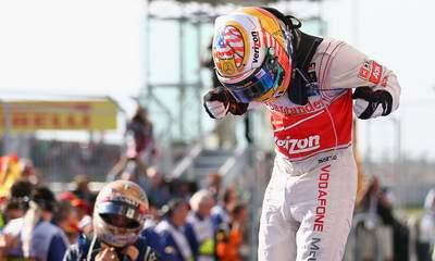 Hamilton Wins To Take Title To The Wire