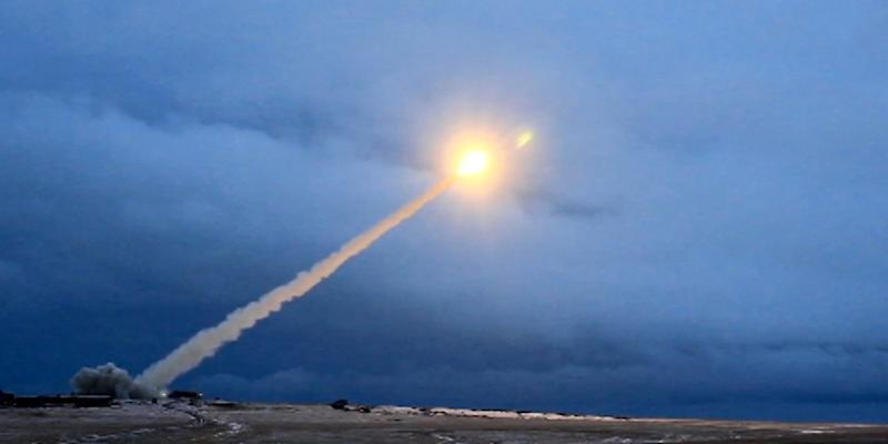 Russia's new nuclear-powered intercontinental cruise missile