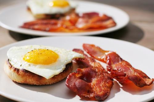 Bacon might be yummy but watch what you're eating as it can be a cause of headaches. Credit: flickr.com
