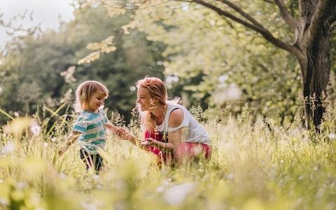 A babysitter the children trust and like is key - Credit: iStock
