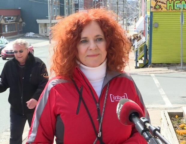Coun. Debbie Hanlon has since reconciled her distress over the cost of the Duckworth additions, she told CBC Thursday.