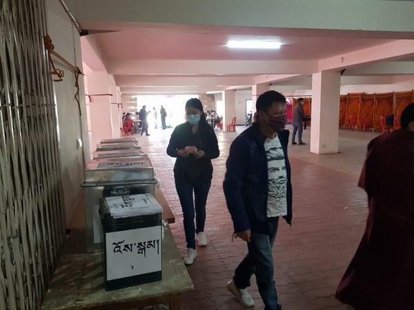 Voting began on Sunday for the final phase of elections for Sikyong/ President of Central Tibetan administration and 45 members of Tibetan Parliament in exile. (ANI)