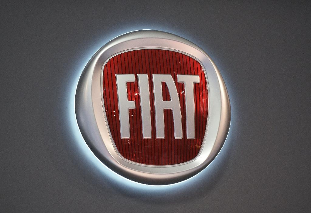 In January a Fiat Chrysler auto dealers group accused FCA US of financially rewarding dealerships that falsely reported higher car sales, inflating the auto giant's results (AFP Photo/Mandel Ngan)