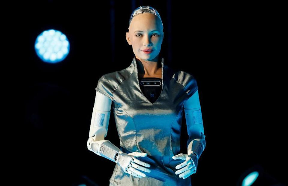 'While I am sure that some may take issue with the idea of robotic pop stars swooping in to replace our flesh-and-blood divas, I think such concerns are overblown.'