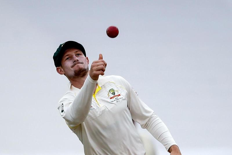 Fresh start: Cameron Bancroft: AFP/Getty Images