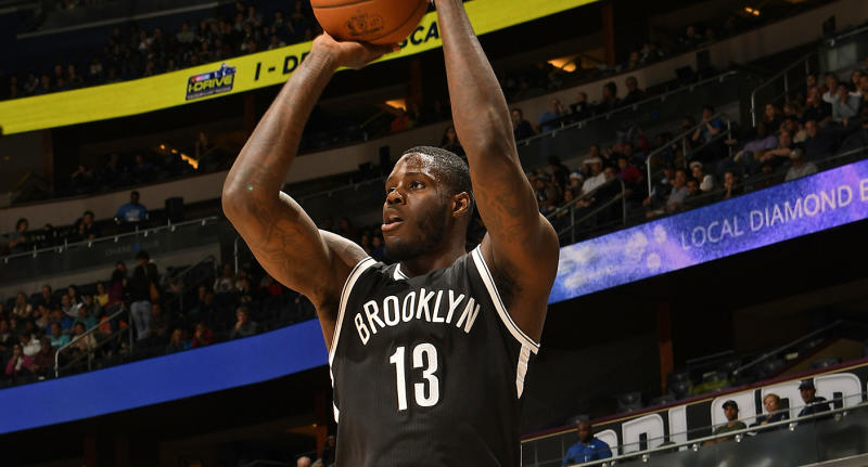 Anthony Bennett (Fernando Medina/NBAE/Getty Images)