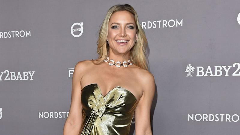 Kate Hudson Reveals Her Exact Weight and Says She Isn't ''Impressed''
