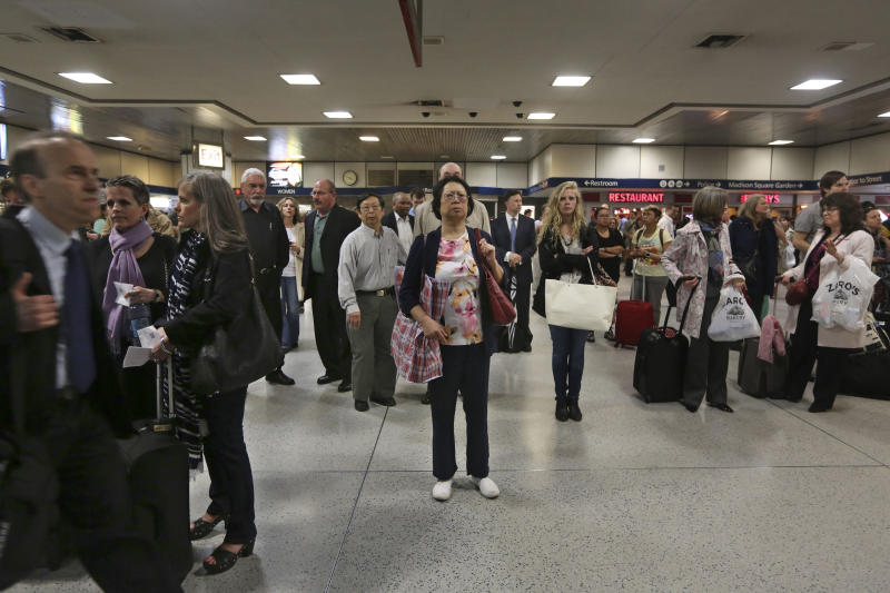 Plans languish for overhaul of NYC's Penn Station