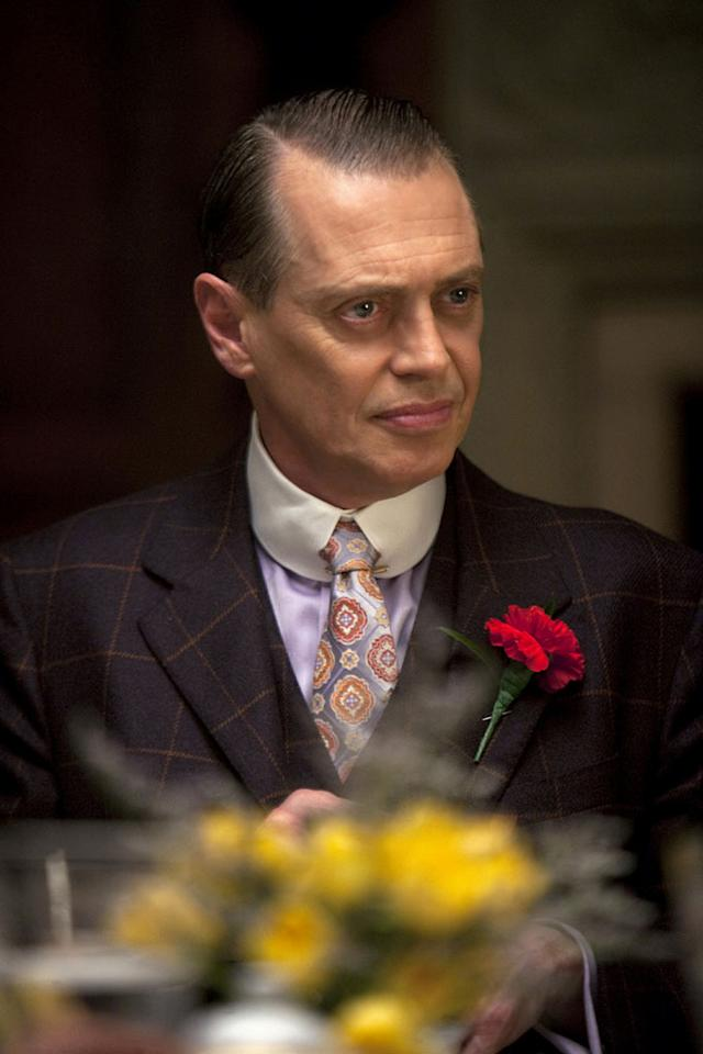 "Steve Buscemi (""Boardwalk Empire"") is nominated for Outstanding Lead Actor in a Drama Series."