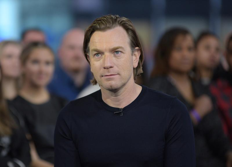 "GOOD MORNING AMERICA - 2/5/20 Ewan McGregor is a guest on ""Good Morning America,"" Wednesday, February 5, 2020 on ABC. GMA20 (Photo by Paula Lobo/ABC via Getty Images) EWAN MCGREGOR"