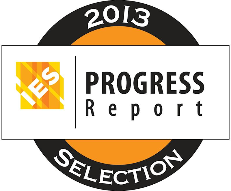 Cooledge Lighting's Flexible LED Light Sheet Recognized in the 2013 Illuminating Engineering Society (IES) Progress Report