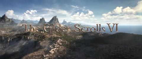 <span>Bethesda announced the Elder Scrolls VI at E3, but it is several years from release</span>