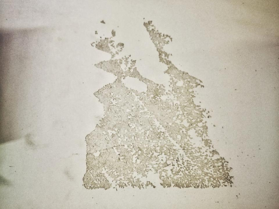 sticker residue on wall, old school cleaning tips