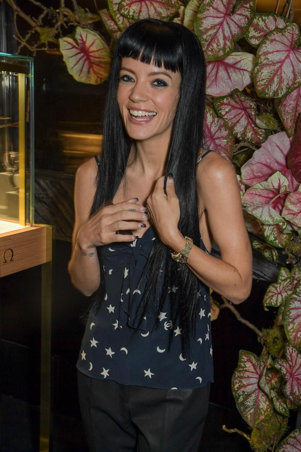Lily Allen has slammed fans for body-shaming her, saying they