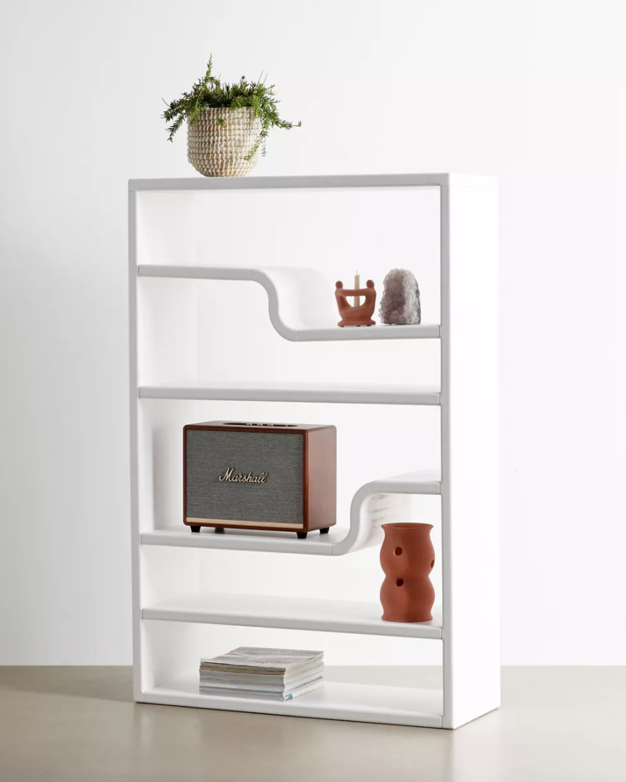 """<br><br><strong>Urban Outfitters</strong> Vera Storage Shelf, $, available at <a href=""""https://go.skimresources.com/?id=30283X879131&url=https%3A%2F%2Fwww.urbanoutfitters.com%2Fshop%2Fvera-storage-shelf"""" rel=""""nofollow noopener"""" target=""""_blank"""" data-ylk=""""slk:Urban Outfitters"""" class=""""link rapid-noclick-resp"""">Urban Outfitters</a>"""