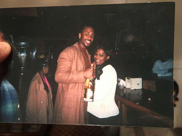 PHOTO: Lorenzen Wright pictured with mother Deborah Marion at an unknown date. (Deborah Marion)