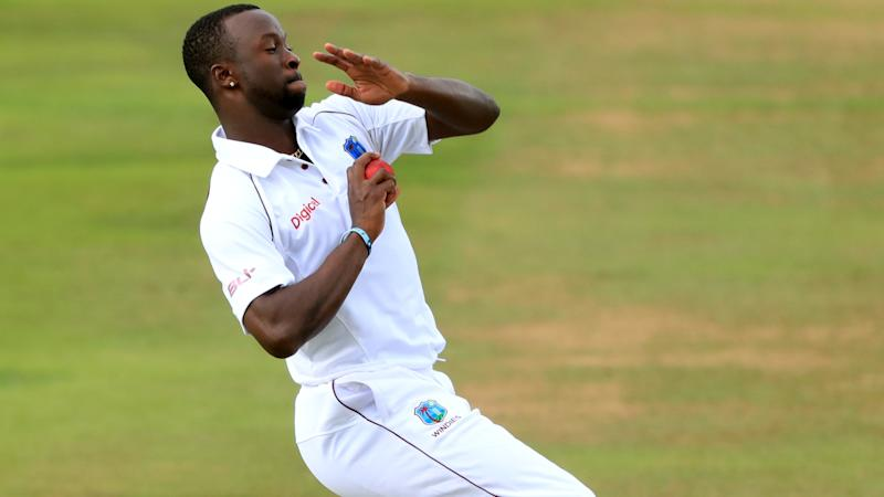 Kemar Roach is ready to take on England