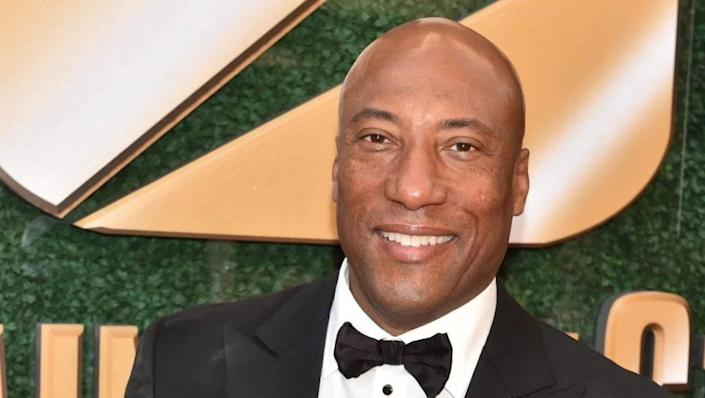 Media mogul Byron Allen, owner of theGrio, is launching Local Now, a new streaming service that will deliver area news to its users. (Photo by Getty Images)