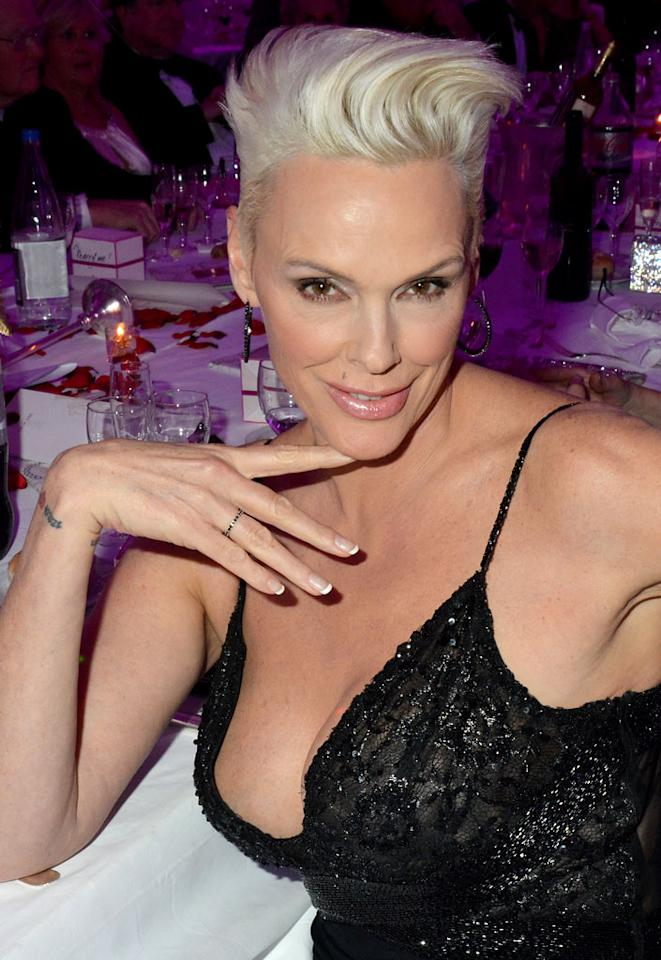 Brigitte Nielsen (July 15, Cancer)