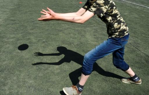 Only touch rugby is played in Kabul, because of the risk of injury on damaged artificial pitches