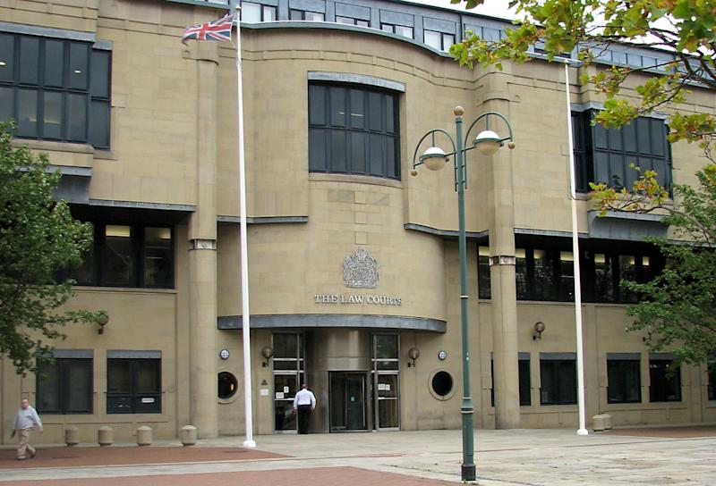 A general view of Bradford Crown Court, Bradford.