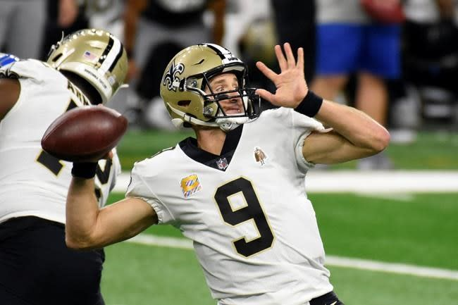 Saints' offence gets back to Payton-Brees era norm
