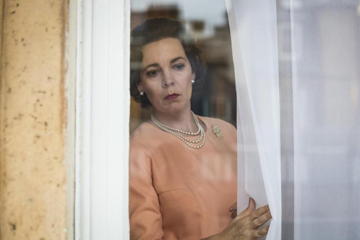 """Olivia Colman from """"The Crown"""""""