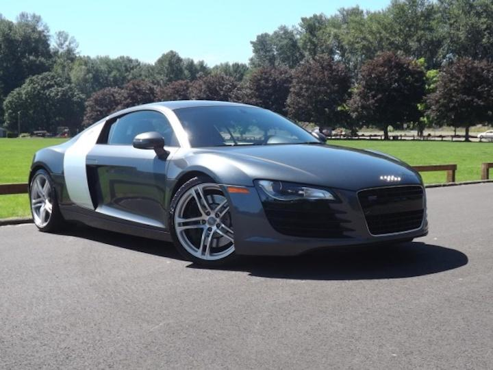 Affordable Exotic Cars You Can Buy Right Now - Audi sports car list