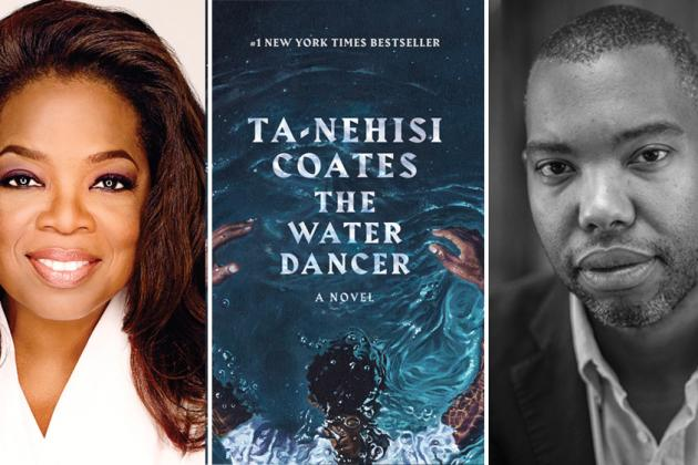 Oprah Winfrey and Brad Pitt to Produce 'The Water Dancer' Adaptation for MGM