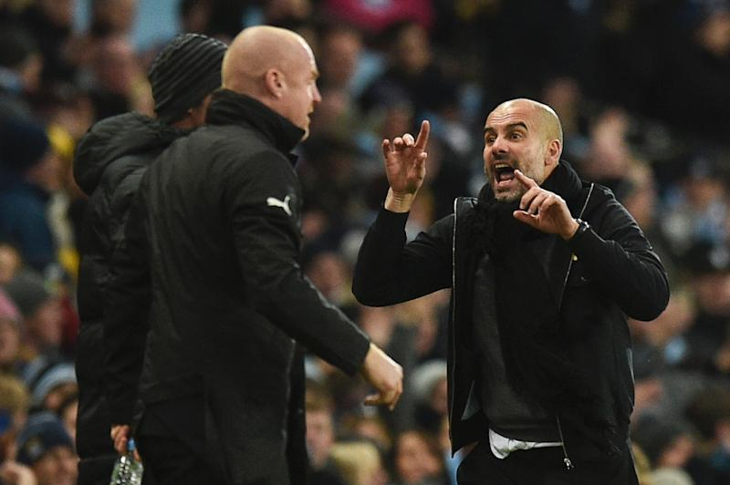 Image result for guardiola dyche
