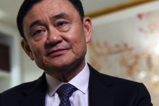 Thaksin hits out at Thailand 'tyranny' in cryptic tweet