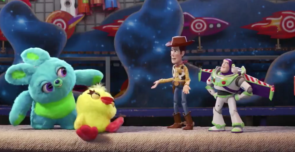 The new <i>Toy Story 4</i> teaser reveals never before seen footage from the Pixar sequel (Disney)