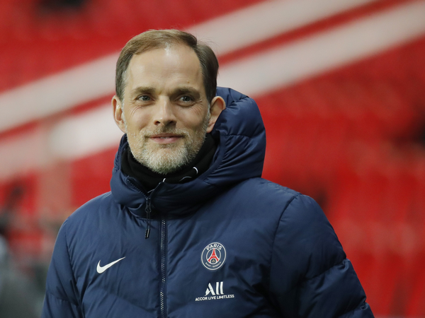 Thomas Tuchel (File photo)