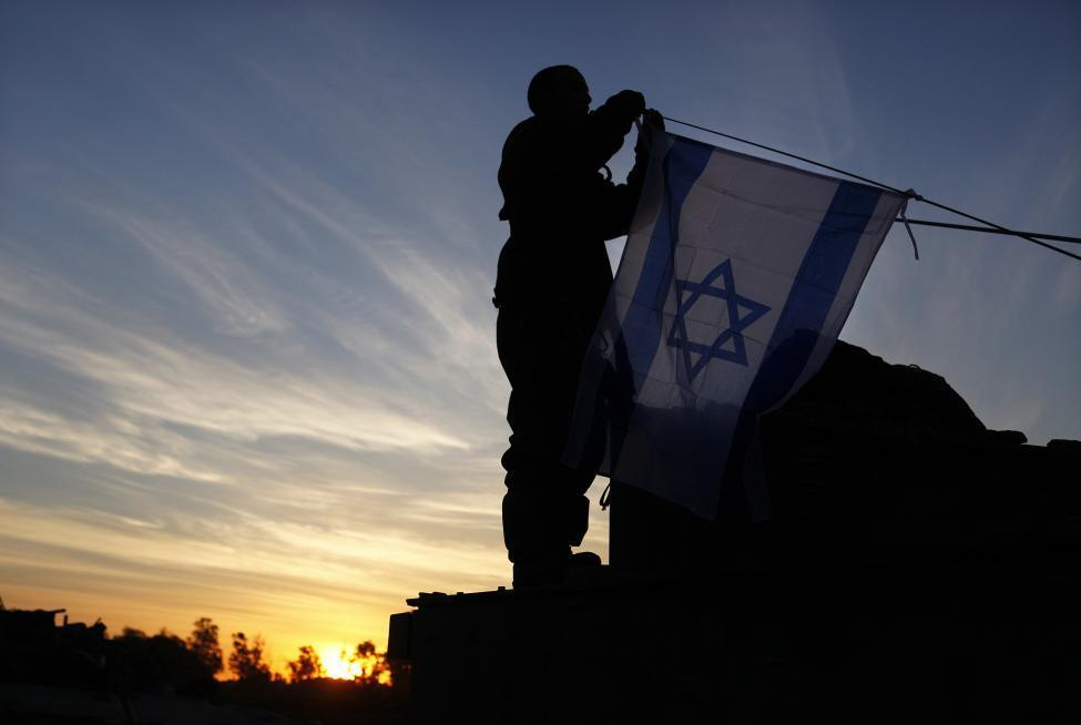 <p>Israel is widely understood to possess a sizable nuclear arsenal but maintains a policy of nuclear ambiguity. It is estimated they possess around 100 nuclear warheads. (Reuters)</p>