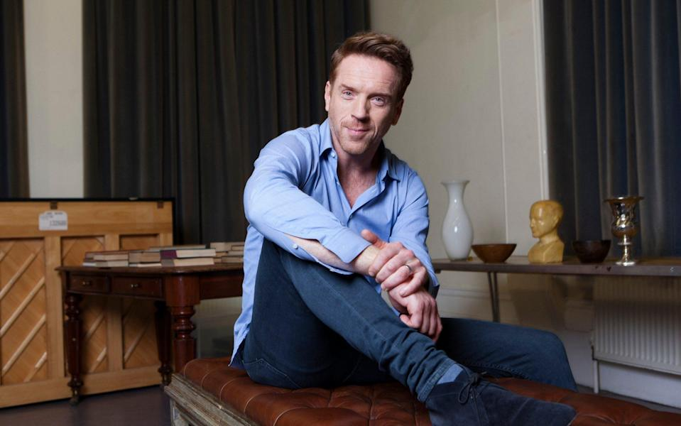 Big hitter: Billions actor Damian Lewis disavows any interest in playing James Bond - Rii Schroer