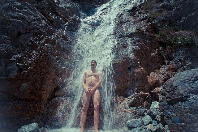 """<p>Uh, Ned Bigby's guidebook didn't prepare us for this. The former Nickelodeon star from <em>Ned's Declassified School Survival Guide</em> posted a waterfall nude pic in April 2019.</p><p>This photo was part of a series promoting his 2015 EP, <a href=""""https://open.spotify.com/album/3J3aJgQbRxkMHhkpY4diIc?si=gXPwmy9SSkSZdHU8AAFaCA"""" rel=""""nofollow noopener"""" target=""""_blank"""" data-ylk=""""slk:Here and Now"""" class=""""link rapid-noclick-resp""""><em>Here and Now</em></a>. """"Sometimes you just gotta get naked with Nature,"""" he captioned. Guess we need to add that to the guidebook.</p><p><a href=""""https://www.instagram.com/p/BwzuZCyloBU/"""" rel=""""nofollow noopener"""" target=""""_blank"""" data-ylk=""""slk:See the original post on Instagram"""" class=""""link rapid-noclick-resp"""">See the original post on Instagram</a></p>"""
