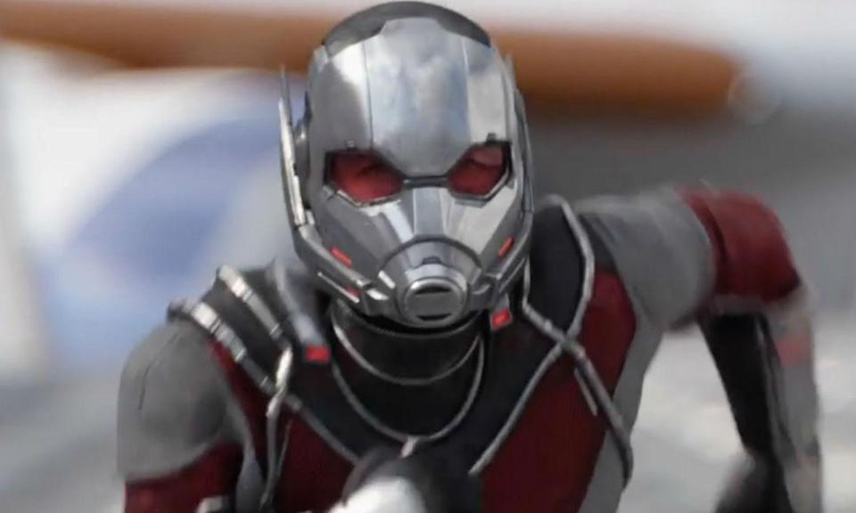 <p><span><strong>Played by:</strong> Paul Rudd</span><br><strong>Last appearance: </strong><i><span>Captain America: Civil War</span></i><br><span><strong>What's he up to?</strong> Scott tested out his new Giant Man abilities during <em>Civil War</em> but was captured by the Avengers and sent to the Raft. After being set free by Captain America, he returns home to be with his daughter. It's not yet clear what part Ant-Man will play in <em>Infinity War</em>, as Rudd has been absent from the marketing so far.</span> </p>