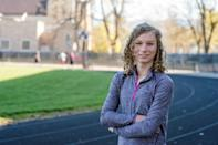 Lindsay Hecox is the plaintiff in a case before a federal appeals court challenging an Idaho law that bans transgender athletes from competing in girls' or women's sports