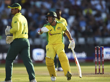 South Africa vs Australia: David Warner, Mitchell Starc guide visitors to series win in Newlands