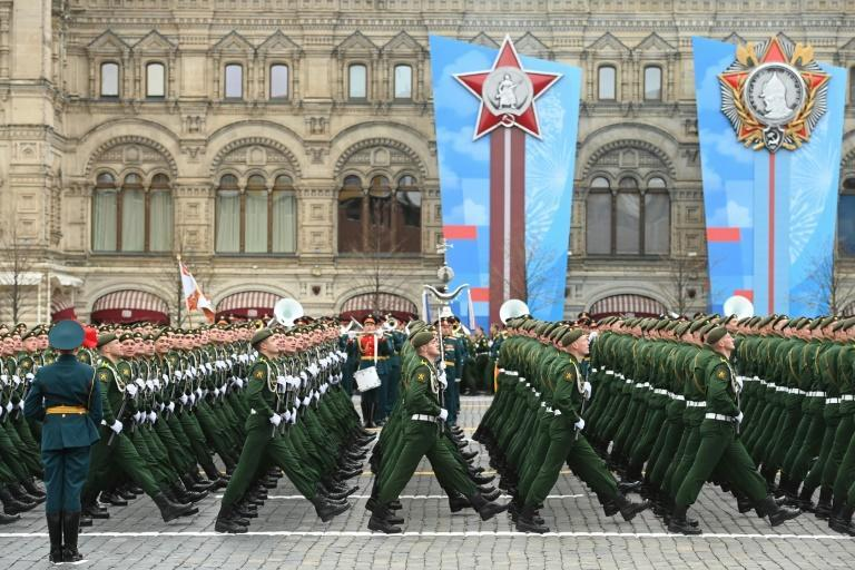 A survey this week showed that 69 percent of Russians view Victory Day as the most important holiday on the calendar