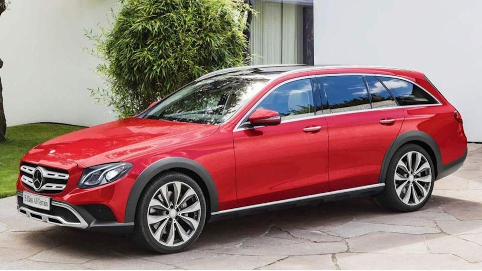 Mercedes-Benz E-Class All-Terrain delisted in India