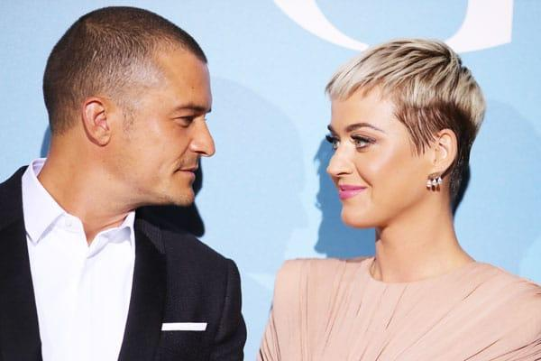 Katy Perry Is Allowed To Say She Hopes Her Baby Is A Girl So STFU: Katy Perry and Orlando Bloom