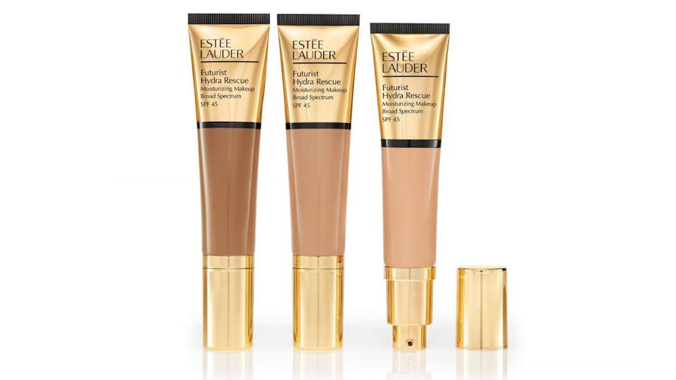 Estee Lauder's New Antiaging Foundation Will Convince You To Give Double Wear the Summer Off